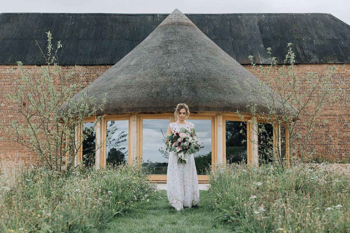 Bride and Roundhouse