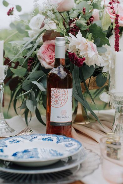 Brickhouse Vineyard Rosé Wine