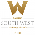 South West Wedding Awards 2020 Finalist
