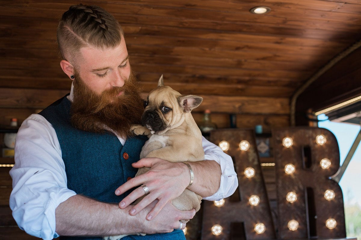 Wedding Ideas with Dogs