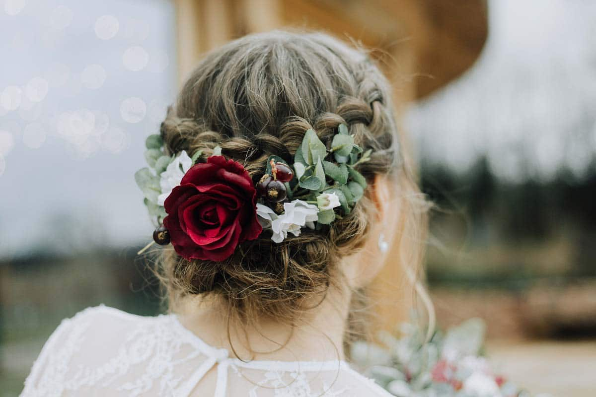 Bridal Hair Decoration